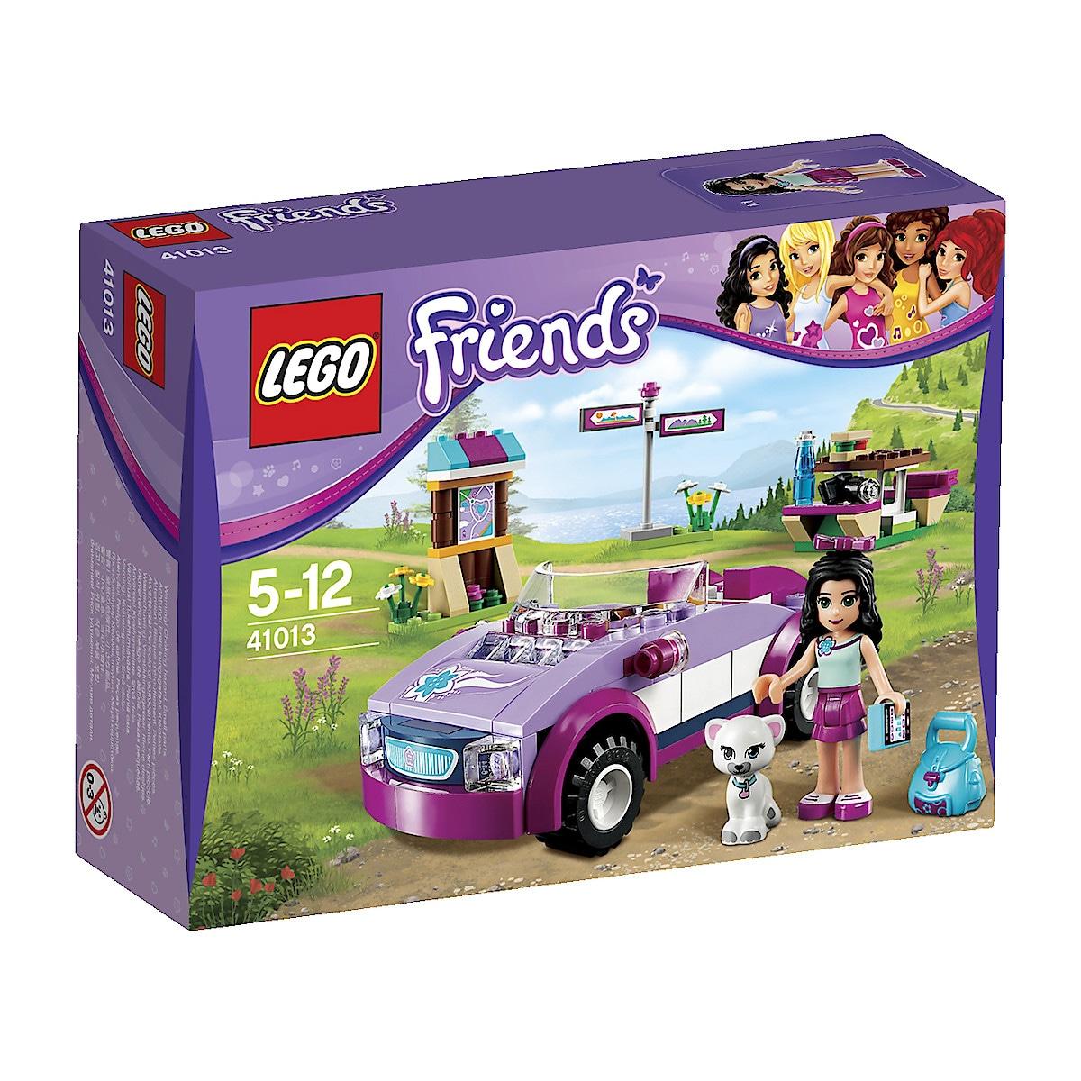 Emmas sportbil Lego Friends
