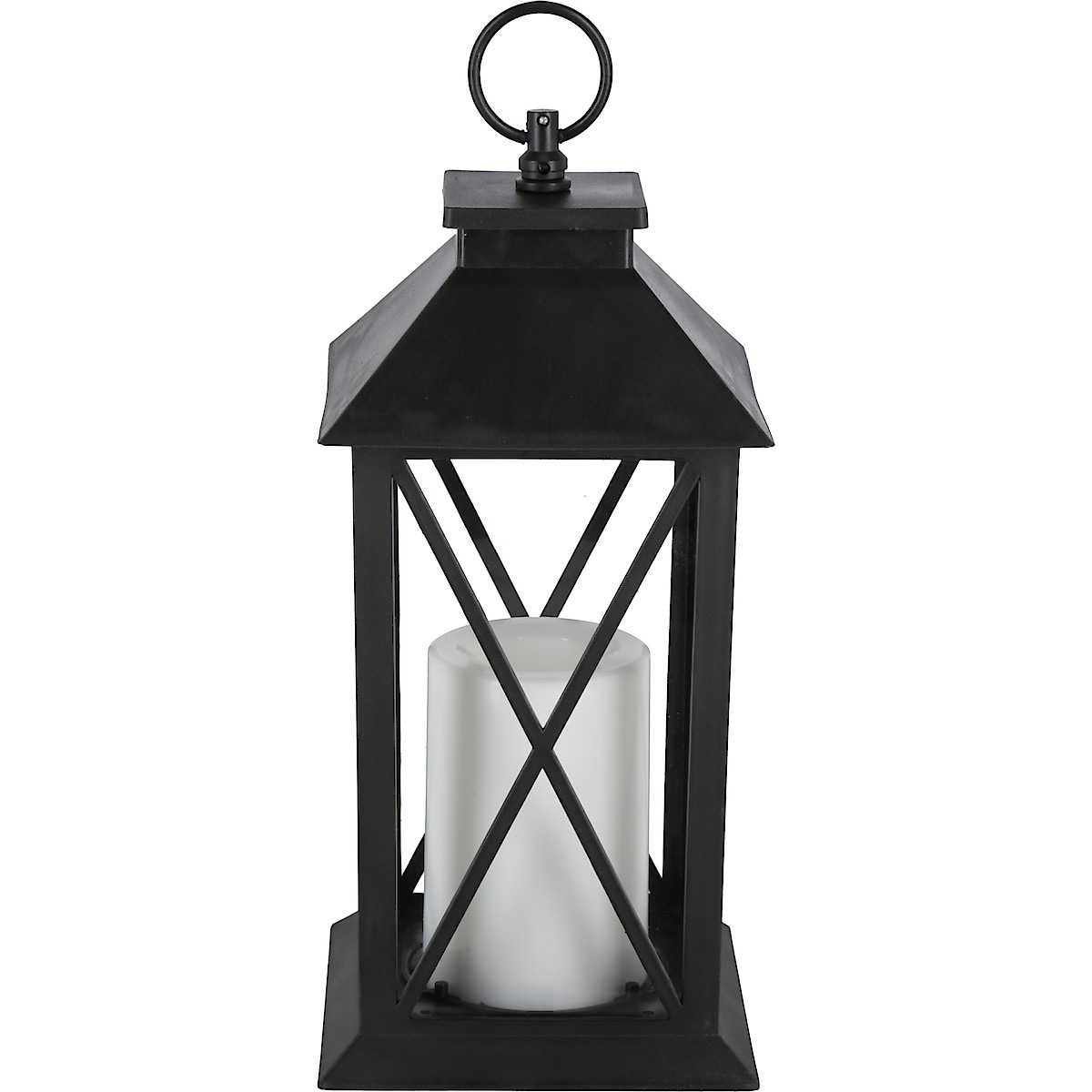 LED Candle Lantern with Timer
