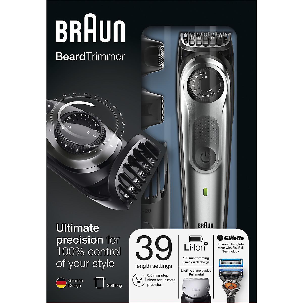 Partatrimmeri Braun BT7020