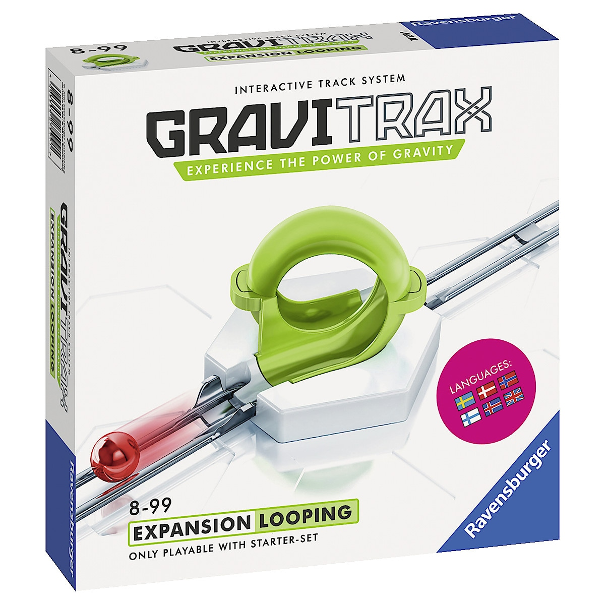 GraviTrax Expansion Looping, Ravensburger