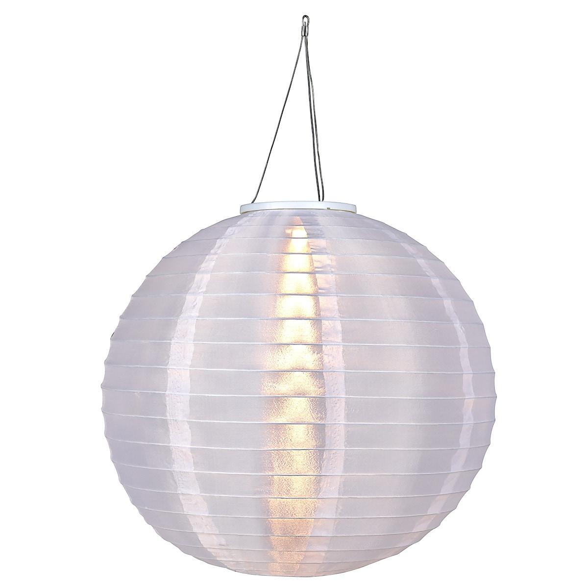 Solcelledrevet rislampe, 40 cm