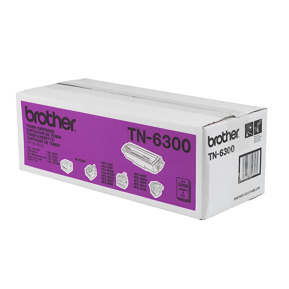 Brother TN-6300 toner