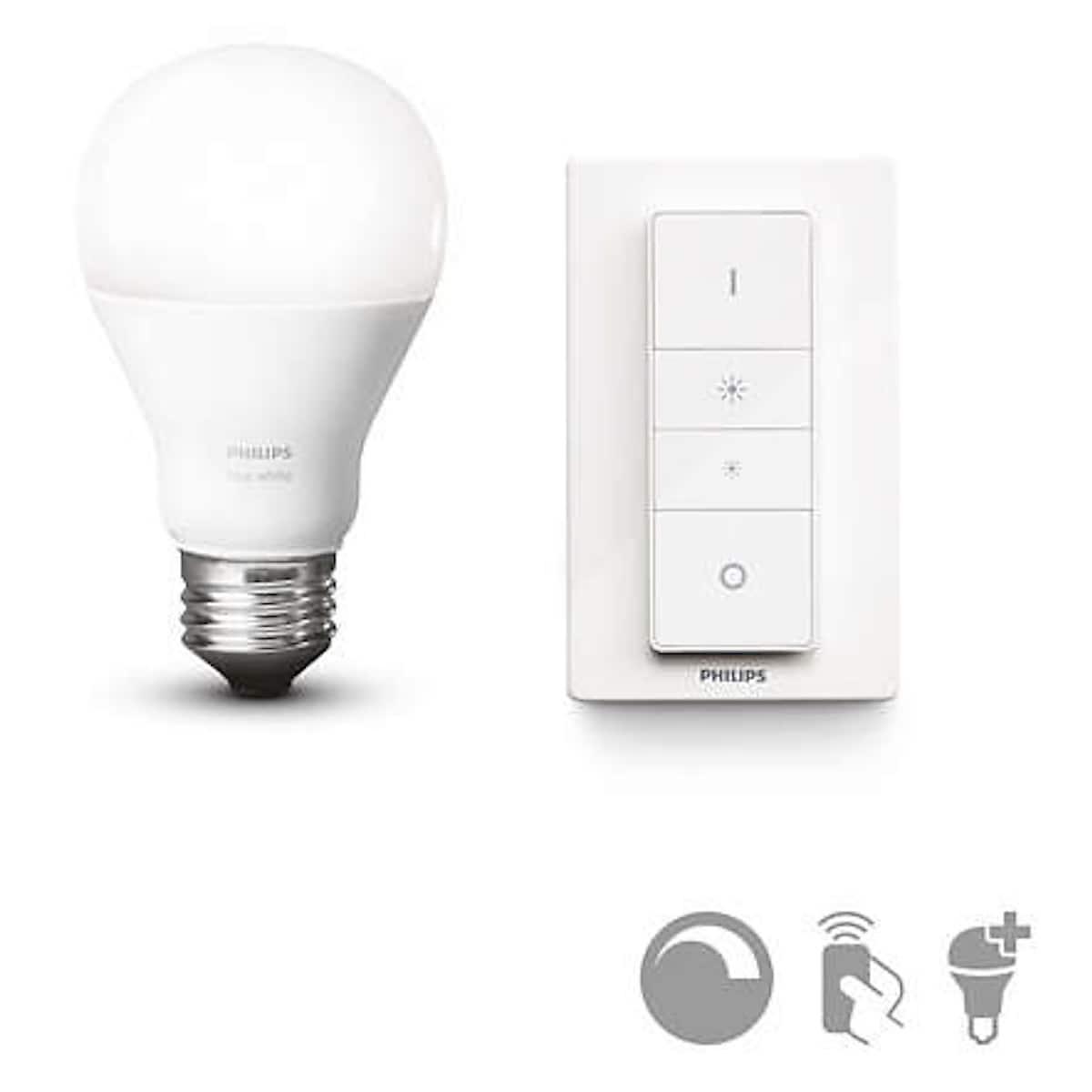 Philips Hue Dim -aloituspakkaus E27
