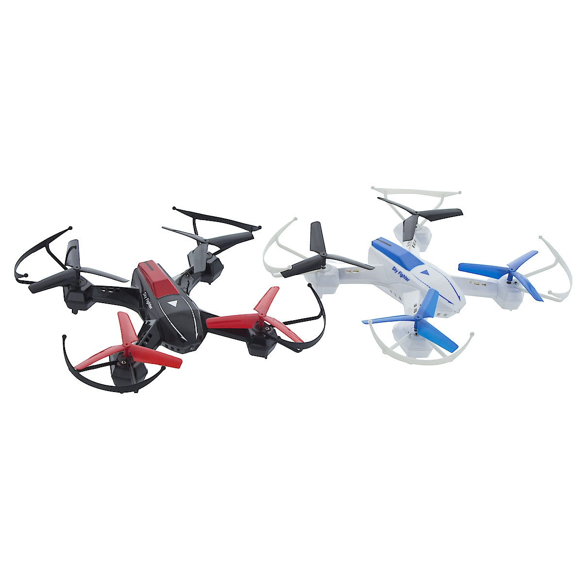 Combat drone, twin pack