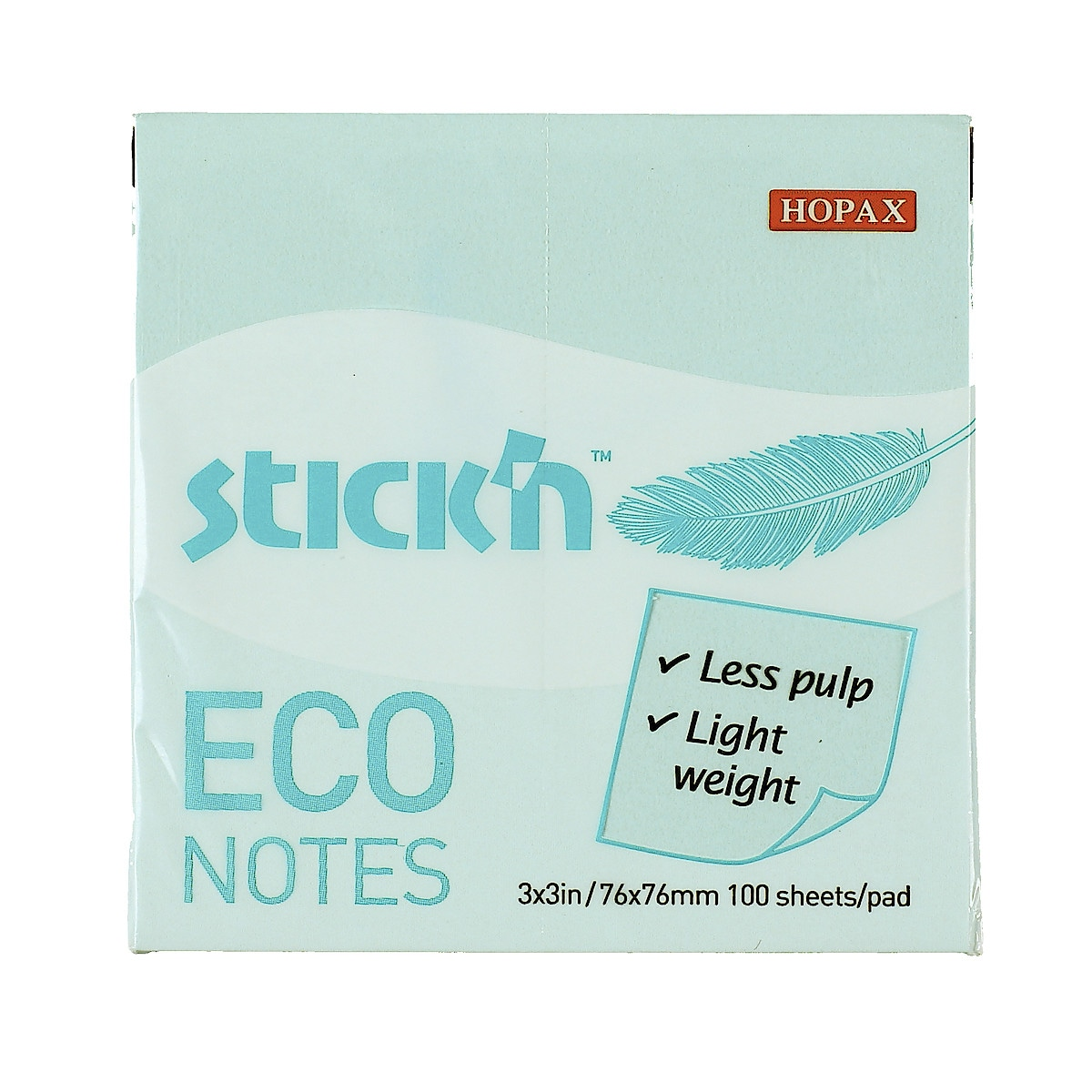 Notisblock ECO Stick'n