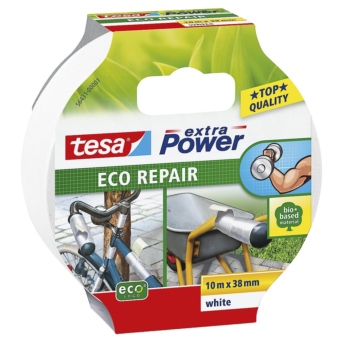 Vävtejp Tesa Eco Repair Extra Power