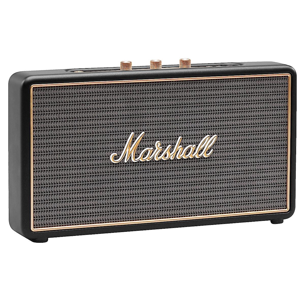 Marshall Stockwell, trådlös högtalare