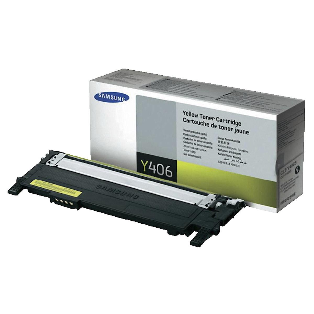 Toner Samsung CLT-406