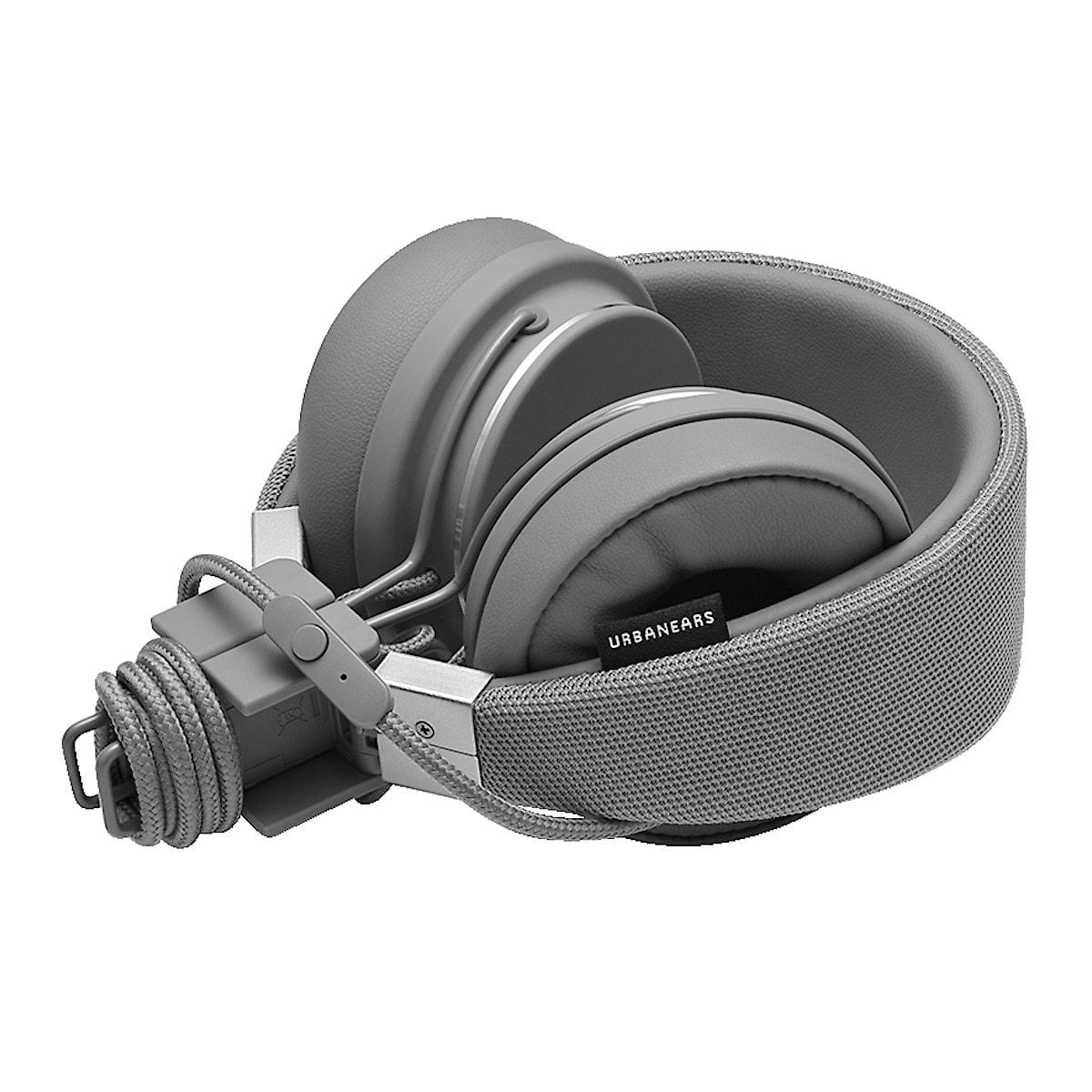 Hörlurar med fjärrkontroll, Urbanears Plattan 2