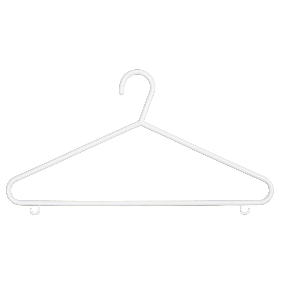 Klädgalgar plast