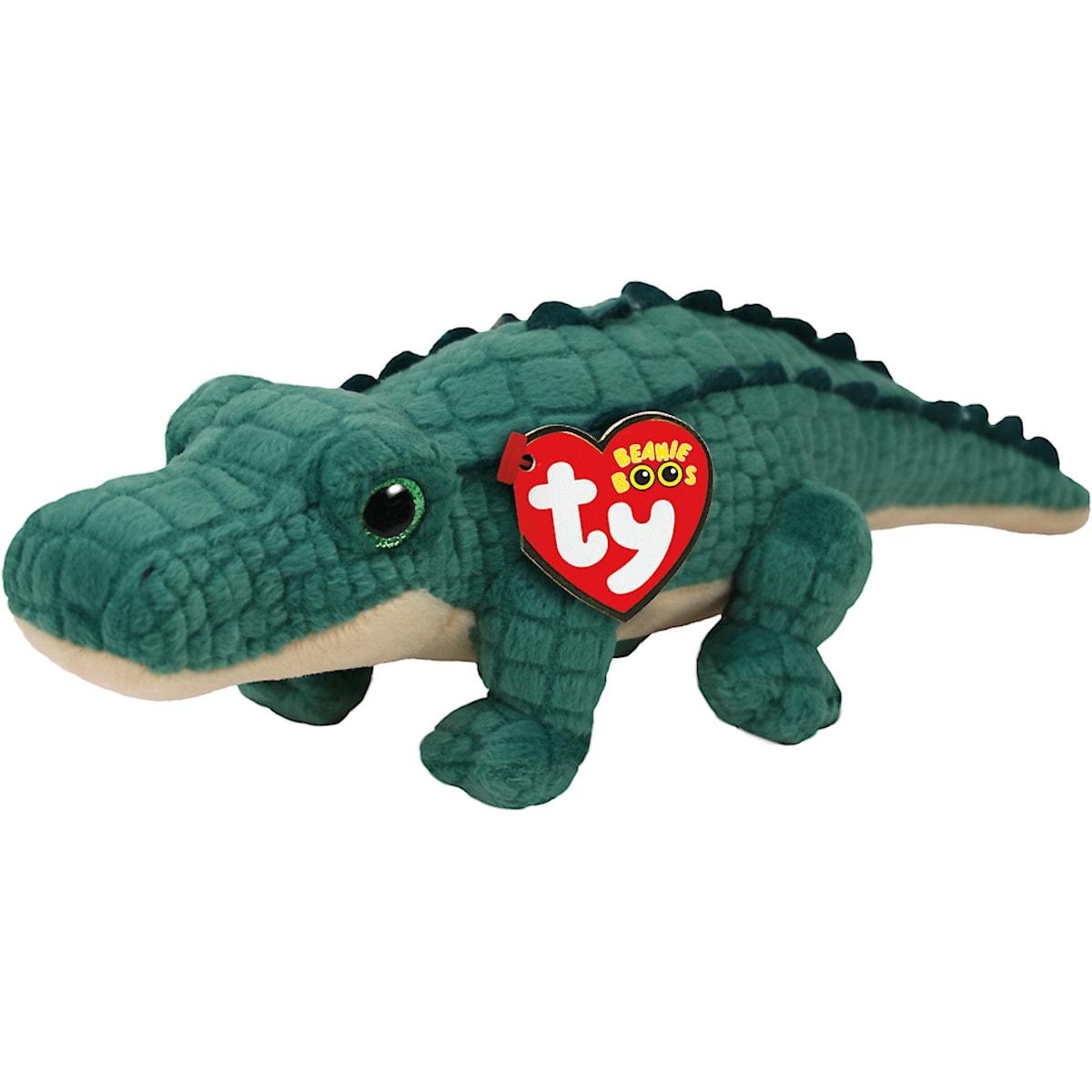 Gosedjur alligatorn Spike, Ty Beanie Boos