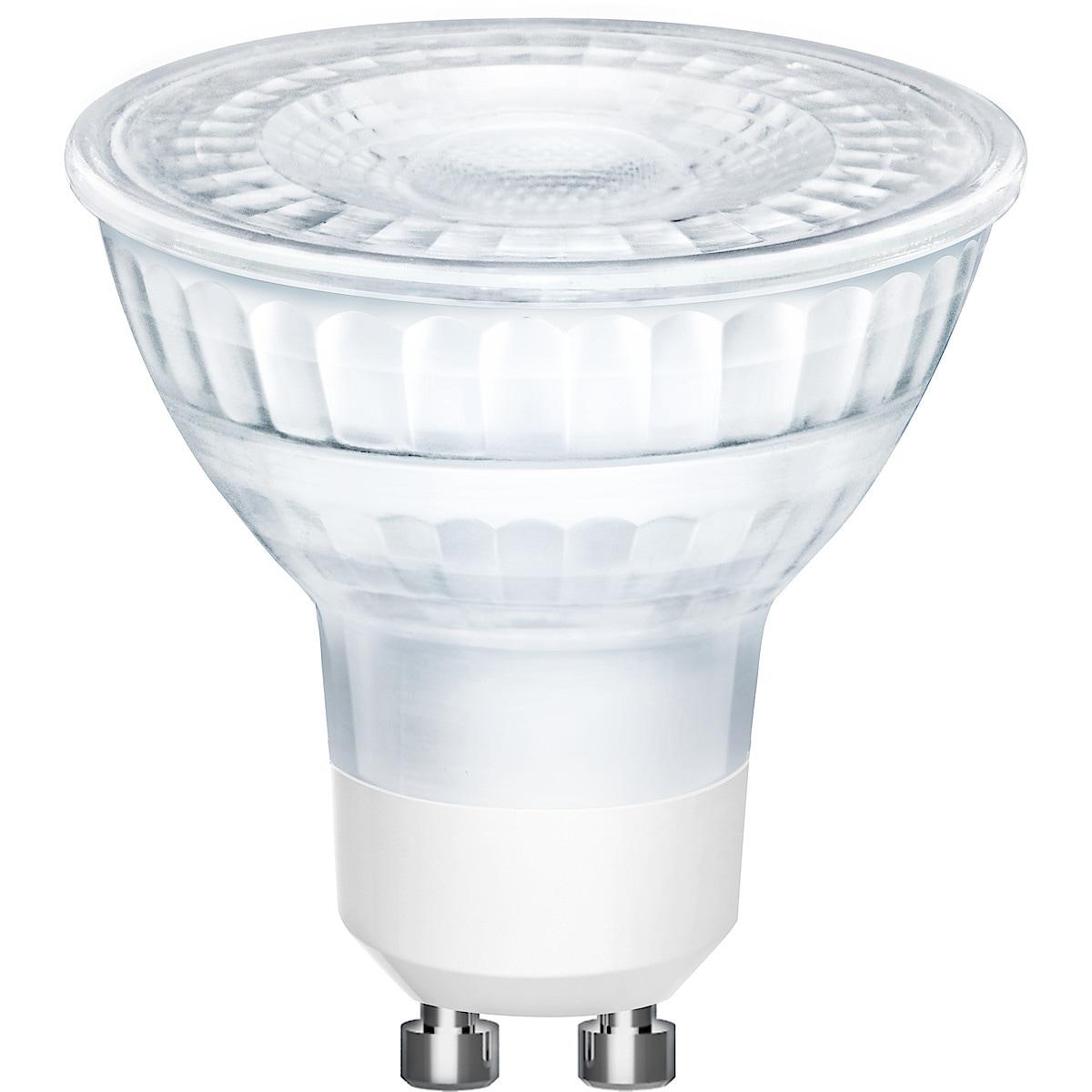 LED-lampa GU10 kallvit Clas Ohlson