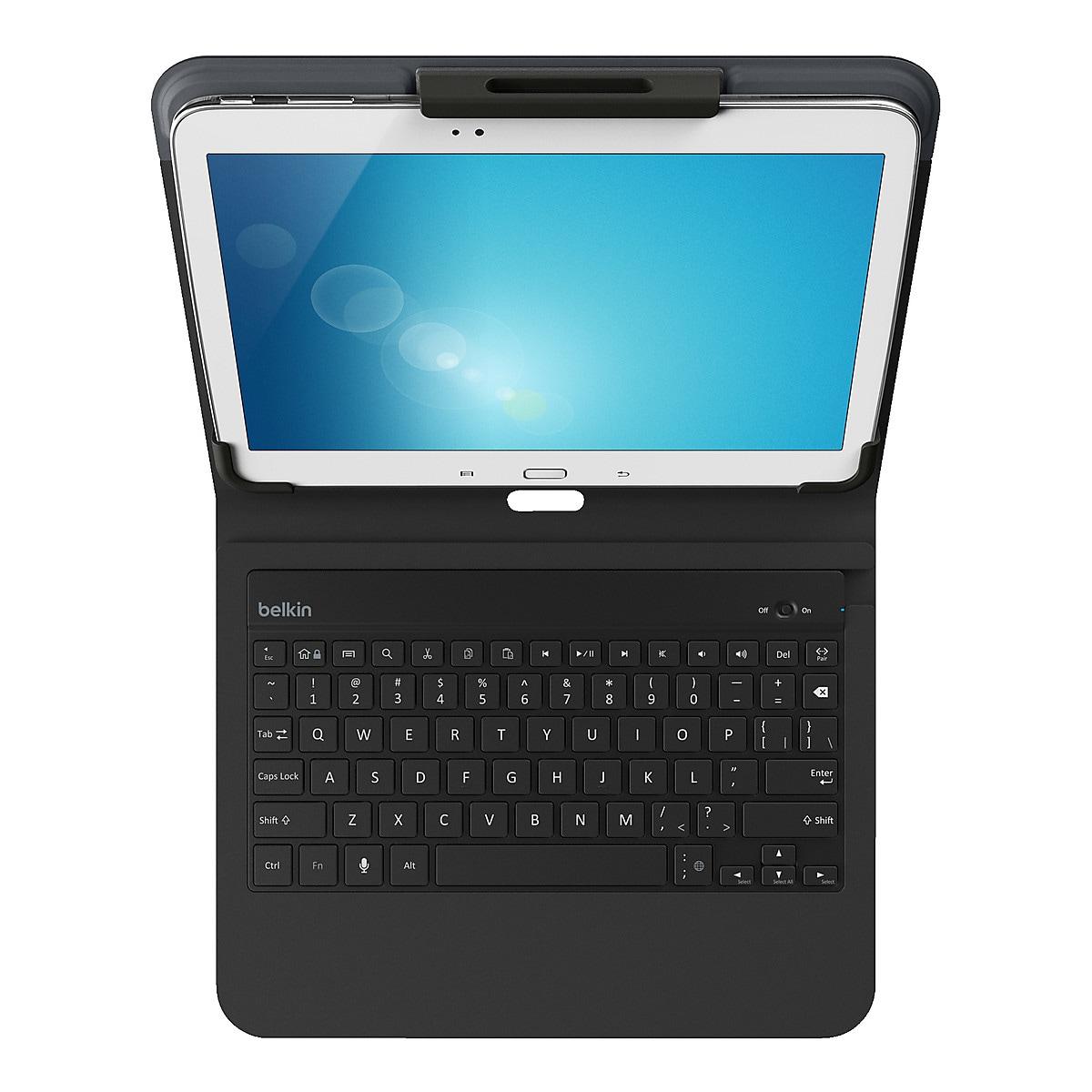Belkin futteral med tastatur for Samsung Galaxy Tab 10
