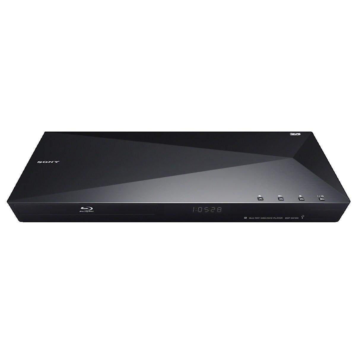 Sony BDP-S4100 Blu-ray 3D-spiller