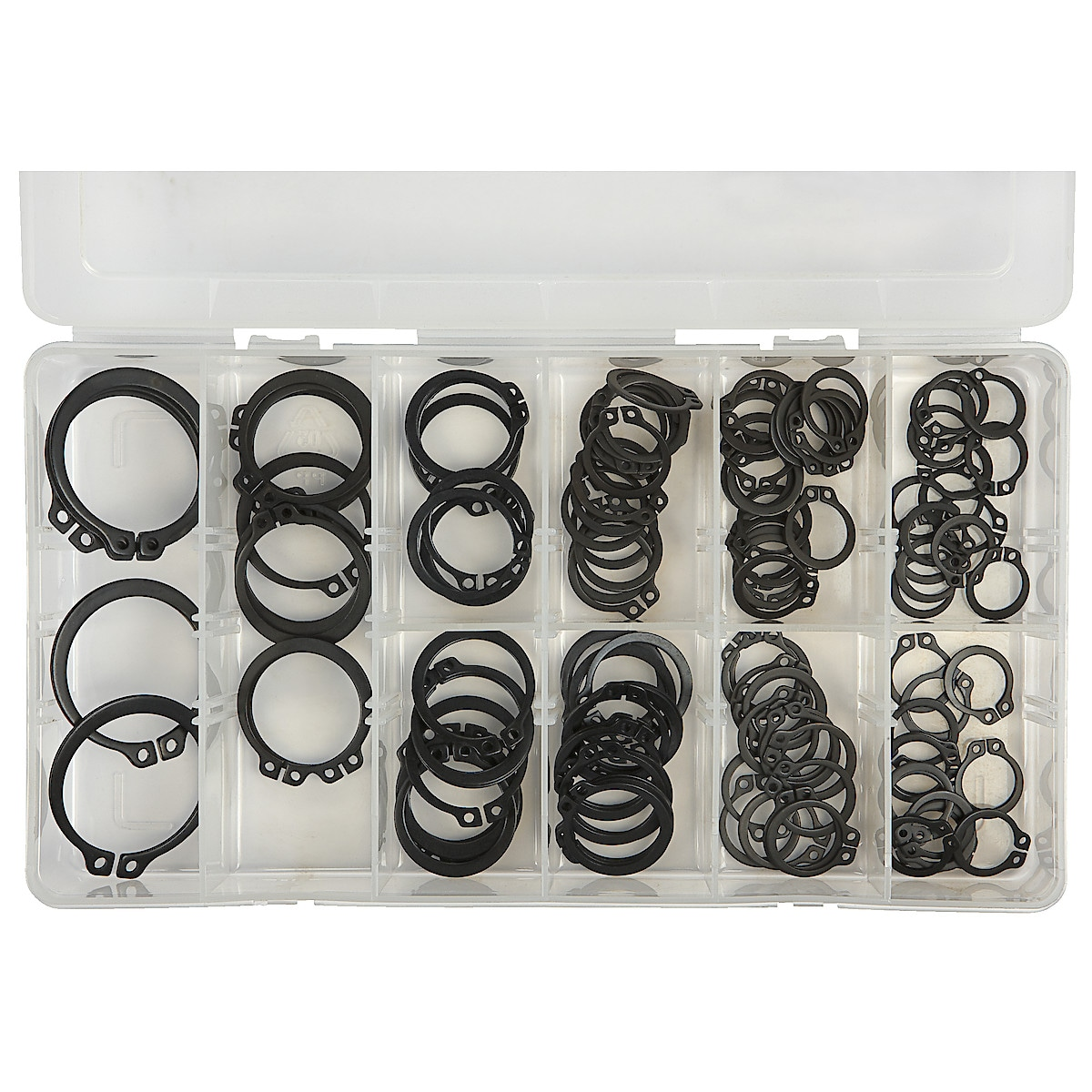 130-Piece Circlip Set
