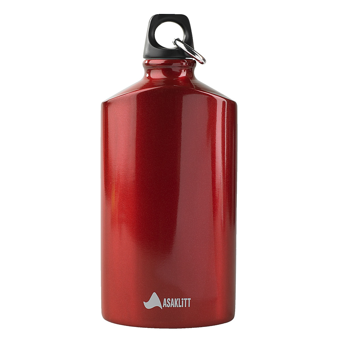 Aluminiumsflaske, Asaklitt