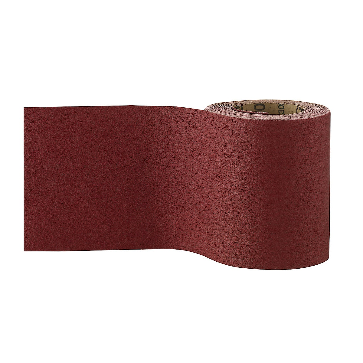 Slipepapir med aluminiumoksid, 93 mm