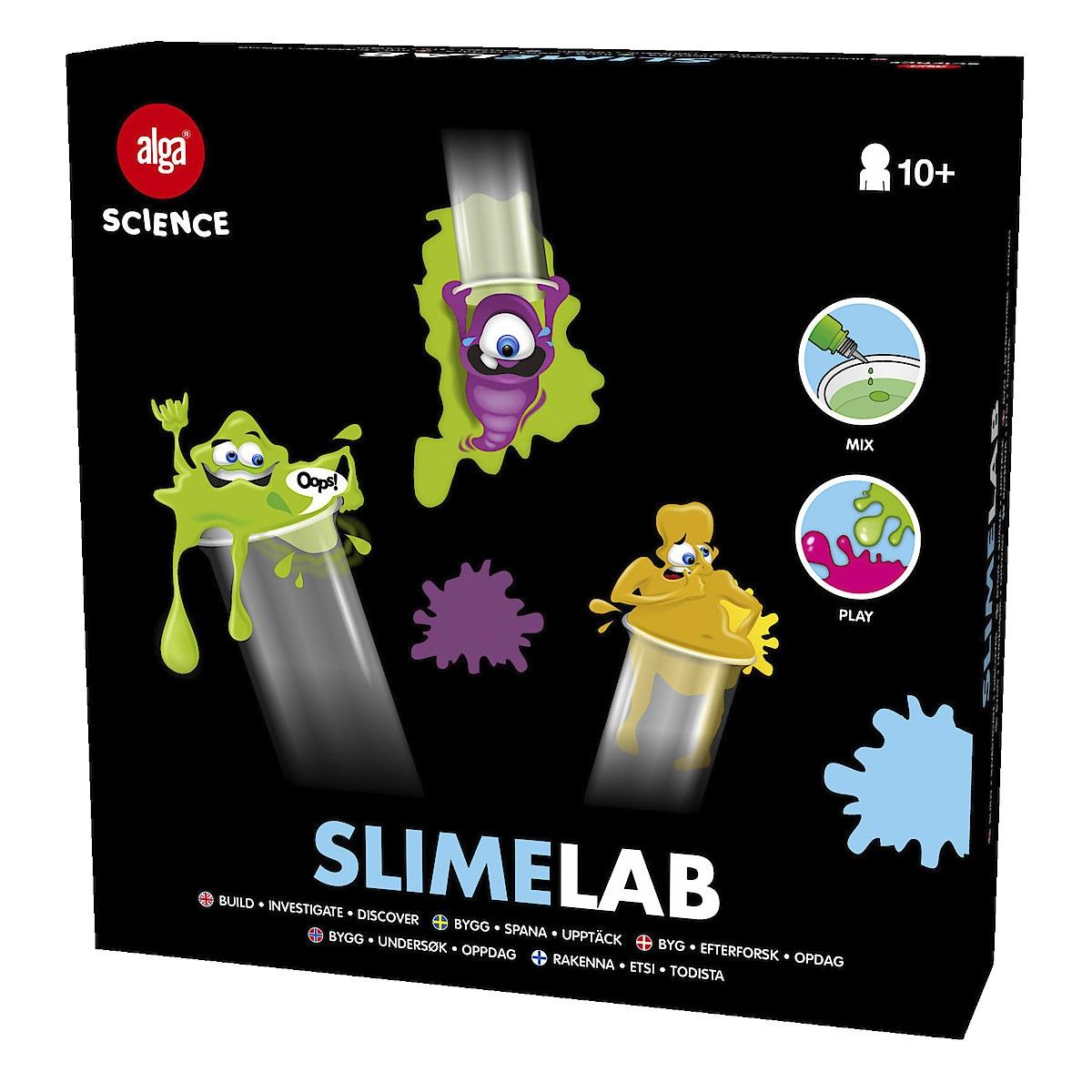 Slime Lab Alga Science