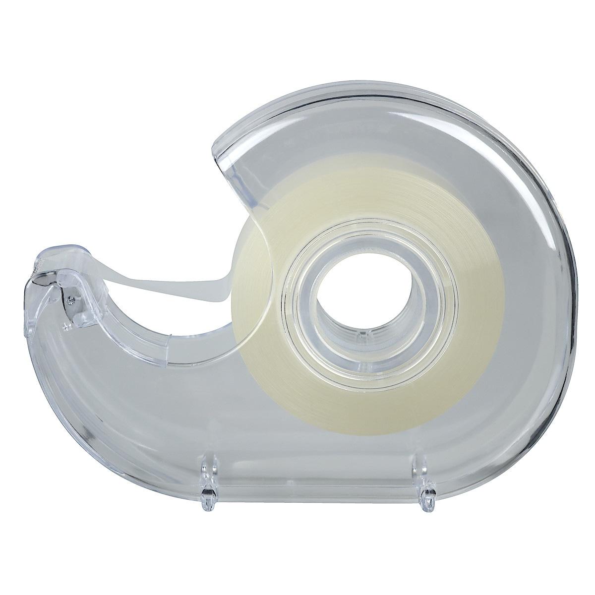 Tejphållare med tejp