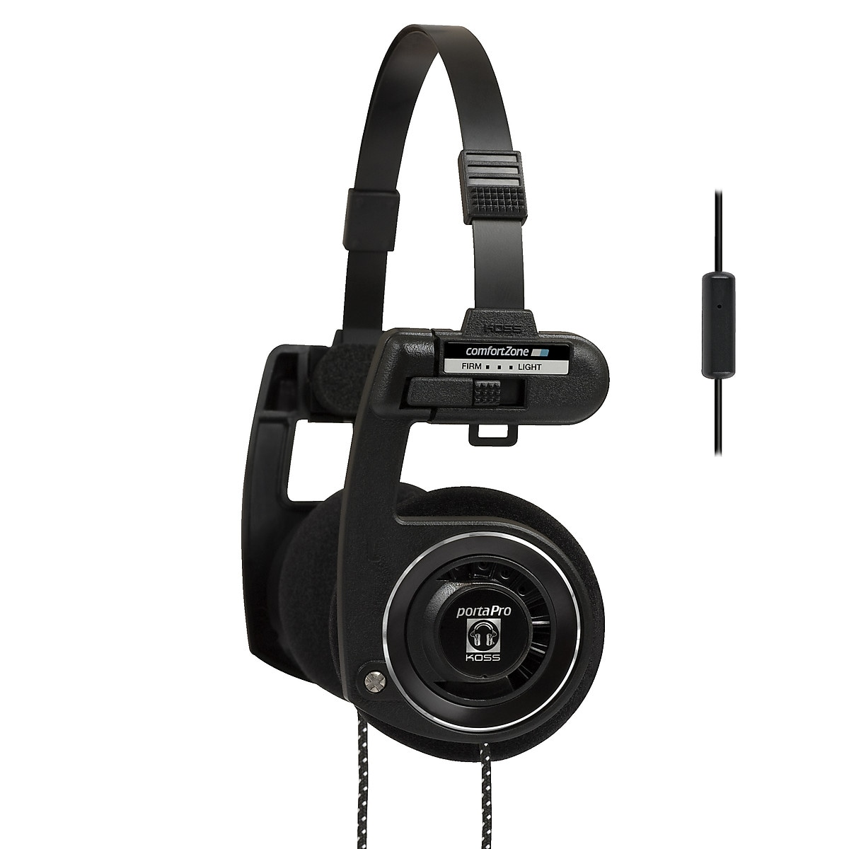Hörlurar Koss iPorta Pro 3.0 Dark Master On-Ear