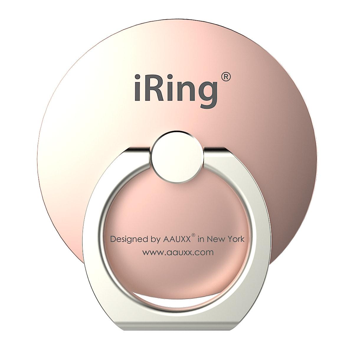 Ringgrepp för mobil iRing