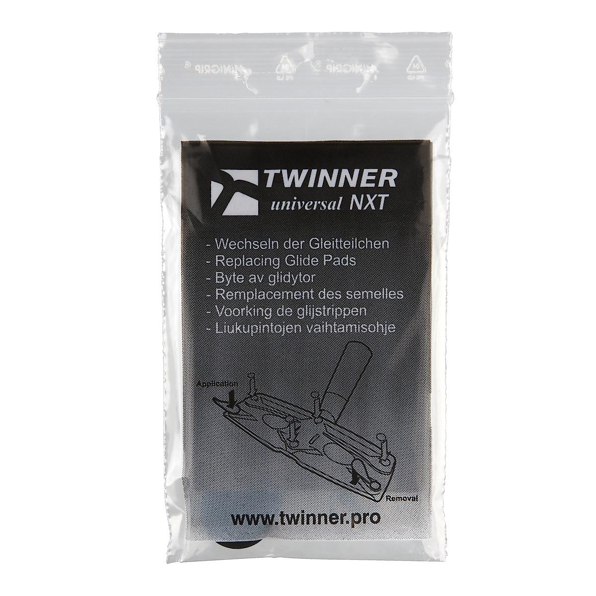 Twinner NXT Glide Pads