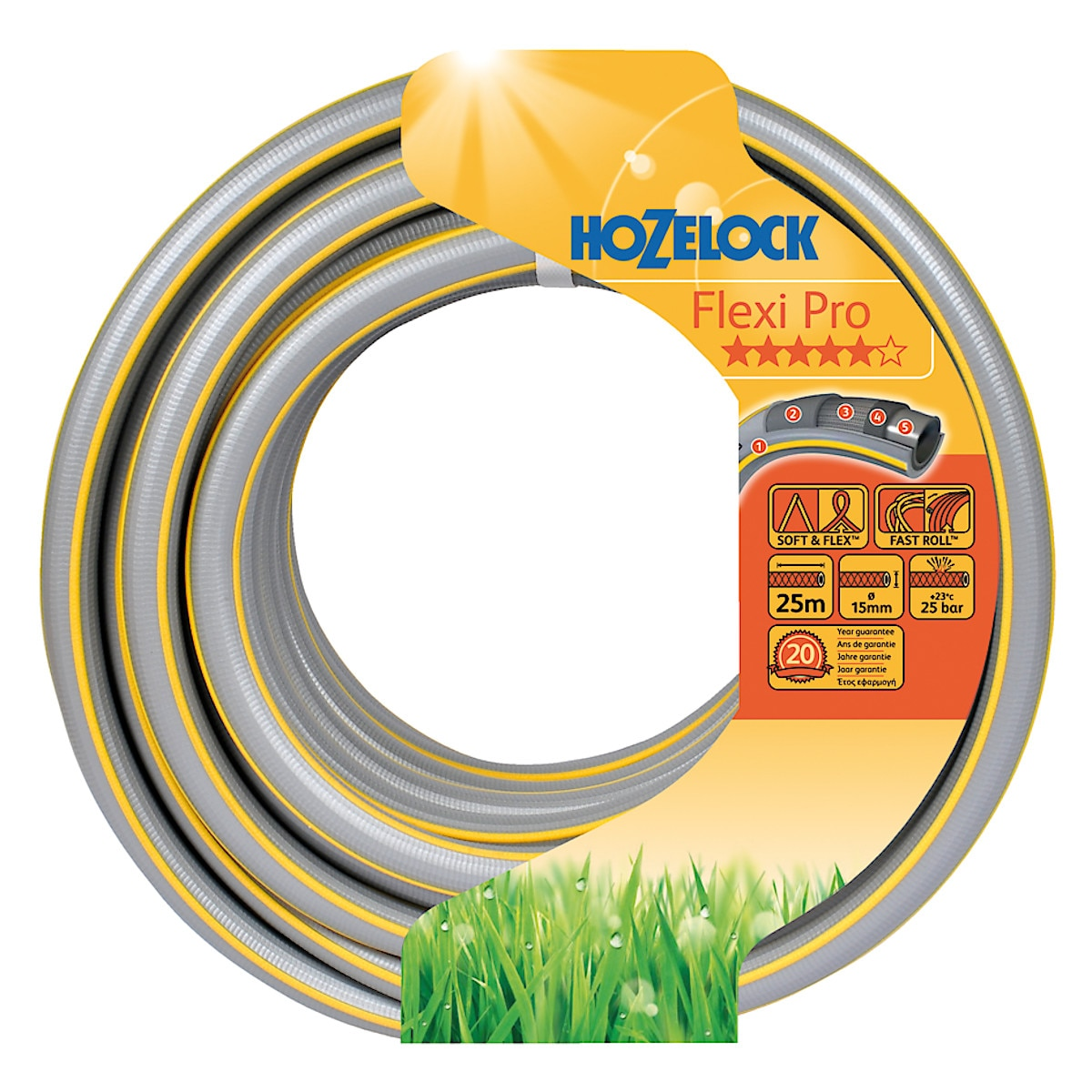 Hozelock Flexi Pro hageslange