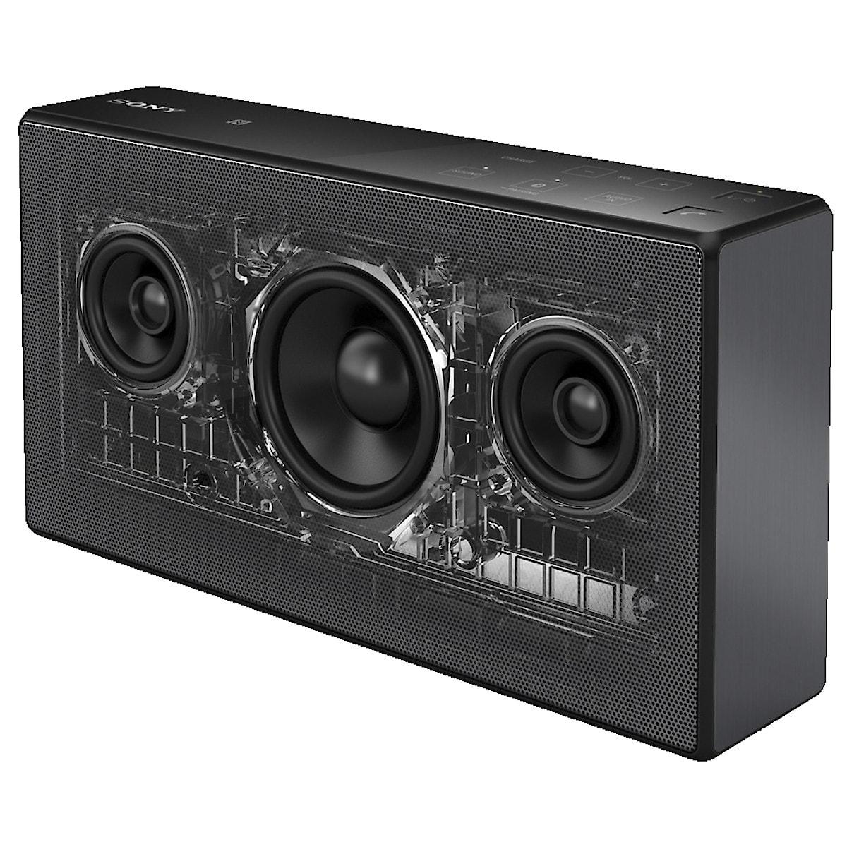 Sony SRS X55 høyttaler   Clas Ohlson