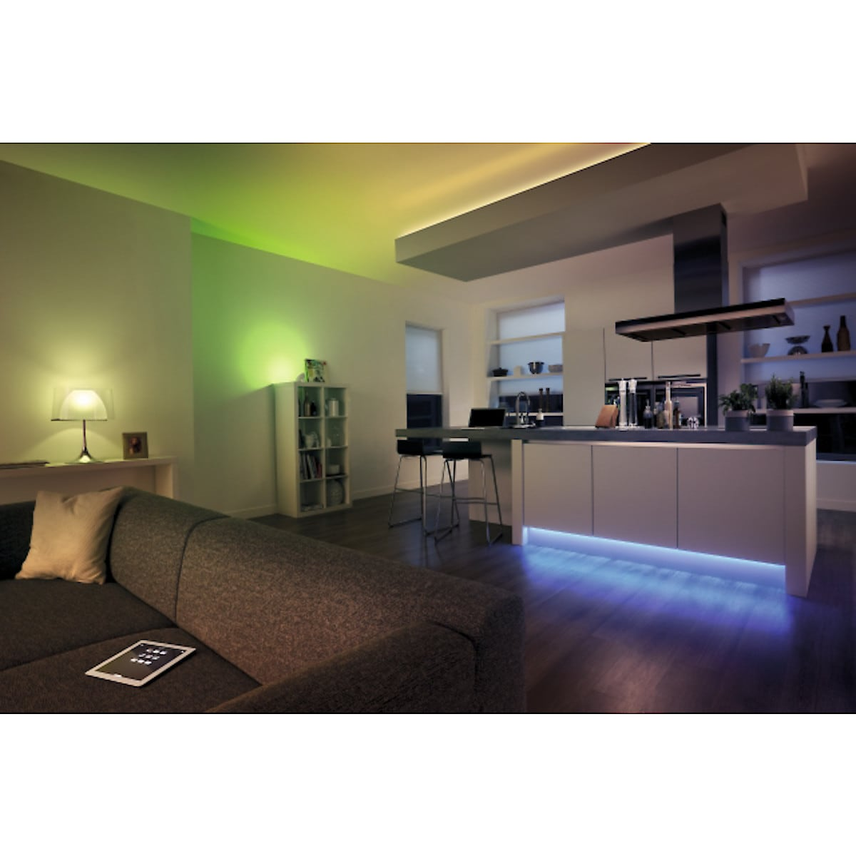 Philips Hue White and Color Ambiance LED-pære GU10