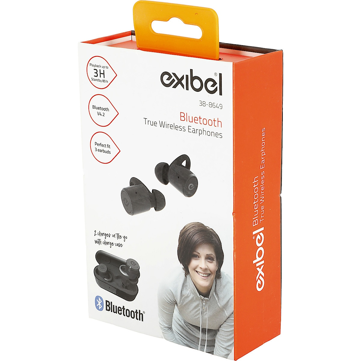 Exibel BIT100 True Wireless headset