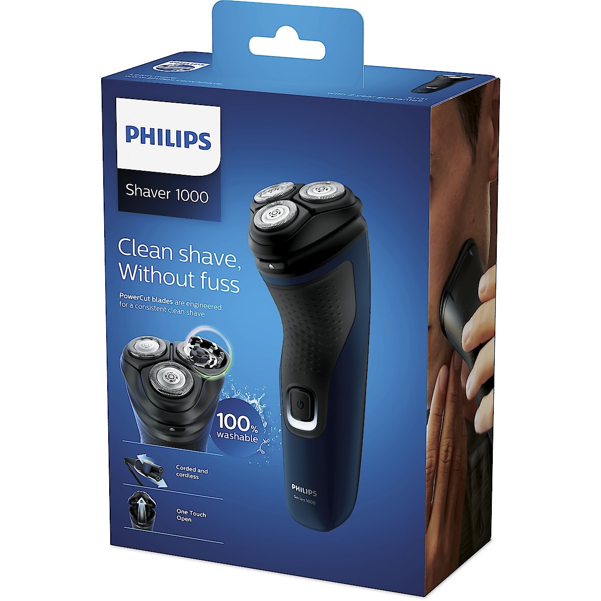 Philips S1131/41 Partakone