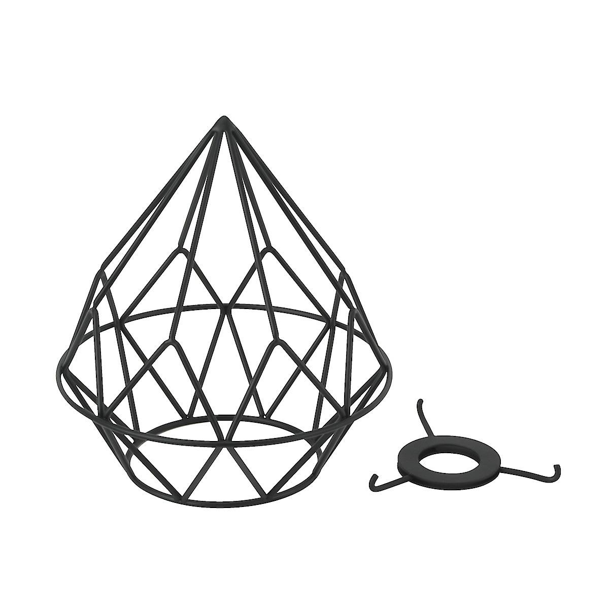 Small Diamond Lampshade