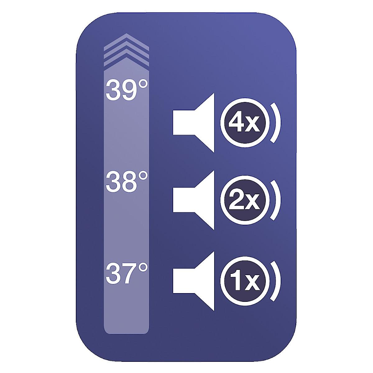 Ohrthermometer Braun ThermoScan 3 IRT3030