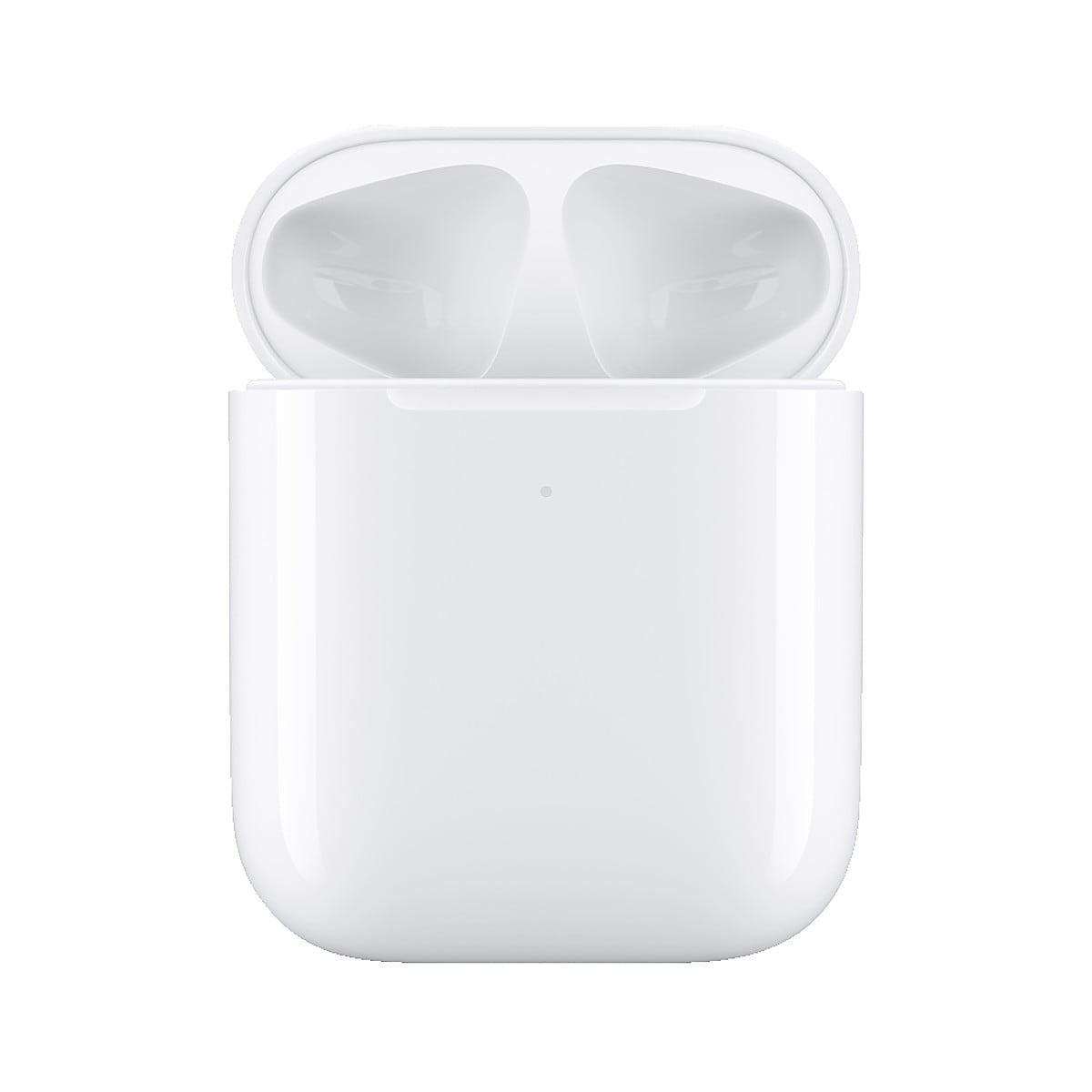 Apple AirPods 2, trådløst ladeetui