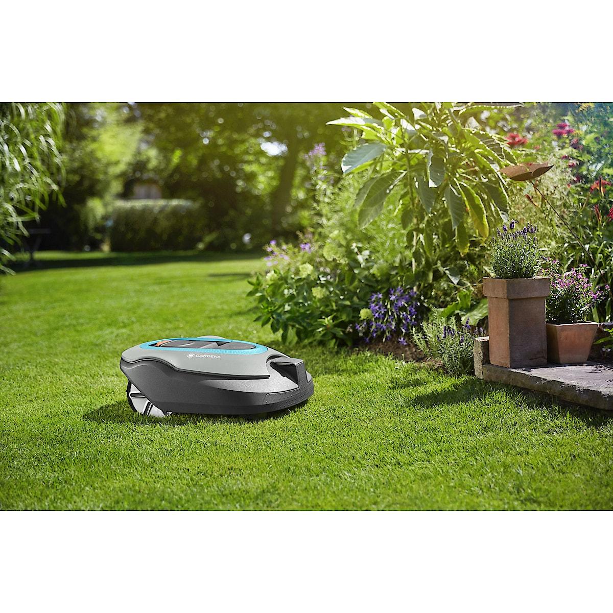 Gardena Sileno+ R130LI robotgressklipper