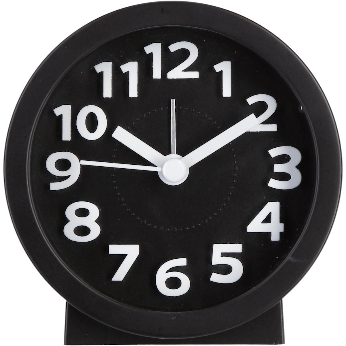 Väckarklocka Ø 9 cm