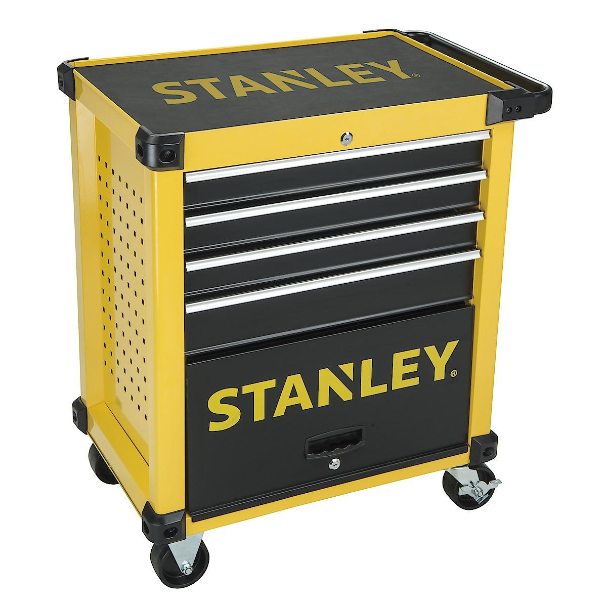 Stanley verktøyskap, 169 deler