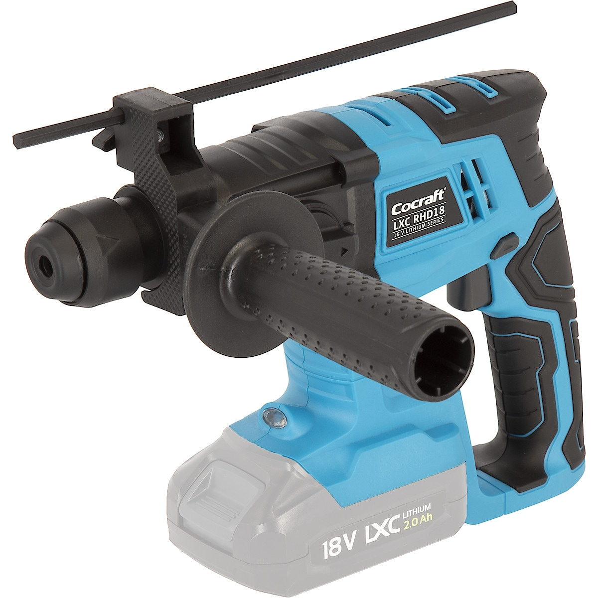 Cocraft LXC RHD18 borhammer