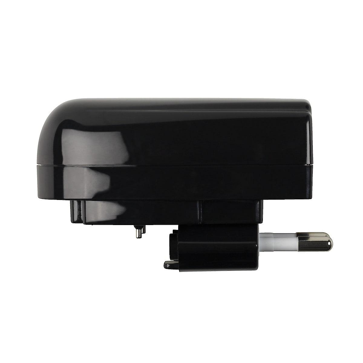 Batterieliminator med USB-uttag