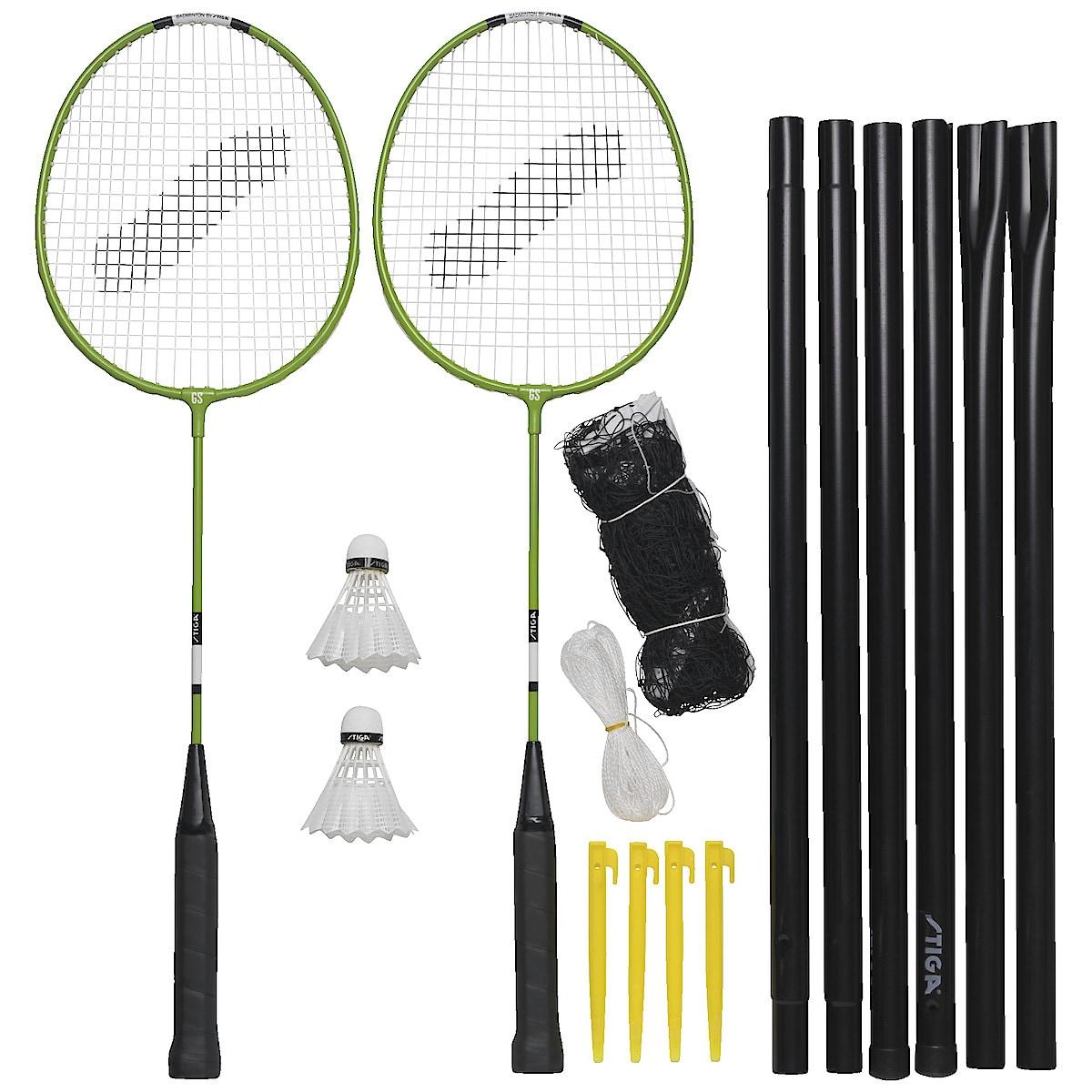 Badmintonset Stiga Garden GS