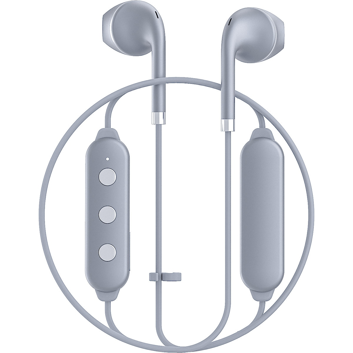 Happy Plugs Earbud Plus Woreless II, trådløs hodetelefon med mikrofon
