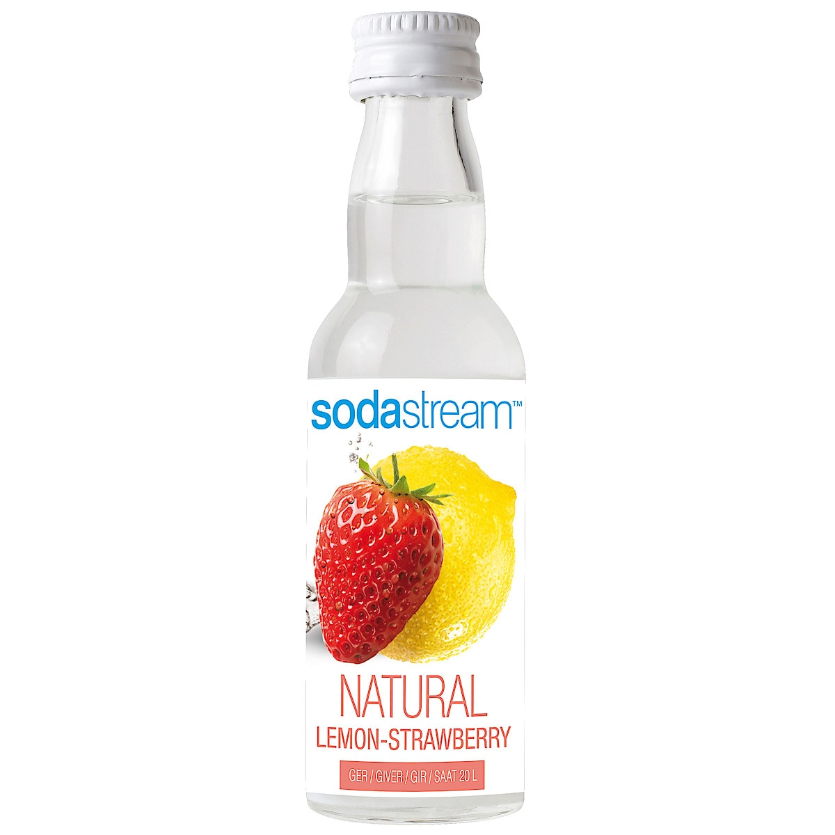 Makutiiviste Sodastream Natural Flavor