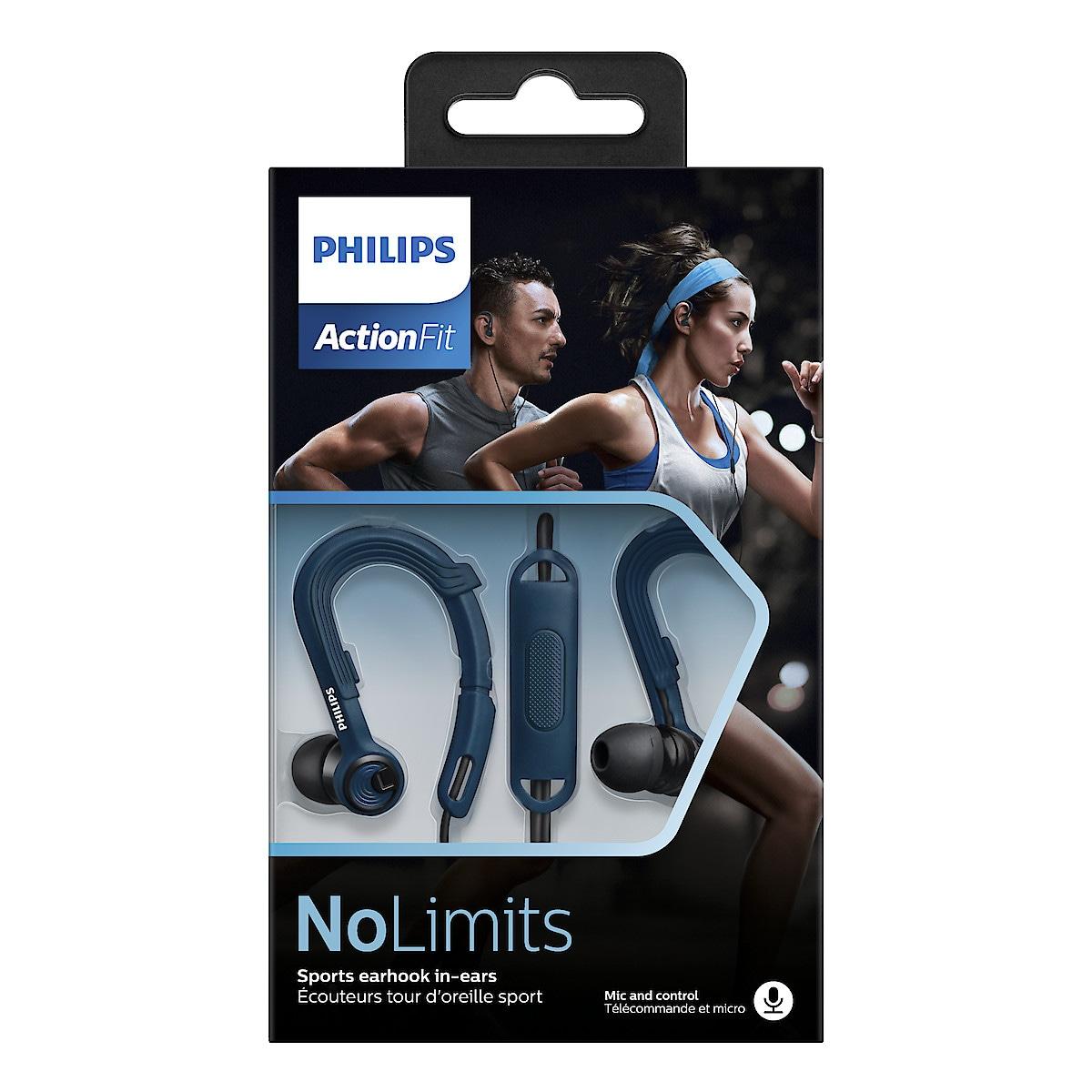 Urheilukuulokkeet Philips ActionFit SHQ3405