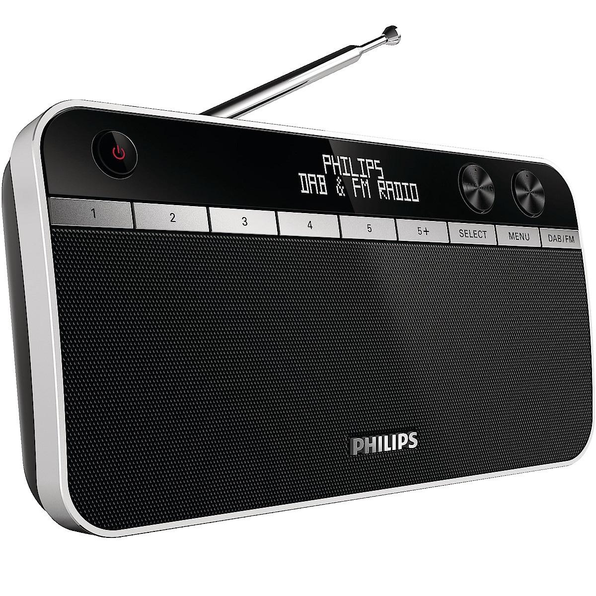 Philips AE5250 DAB+/FM-radio