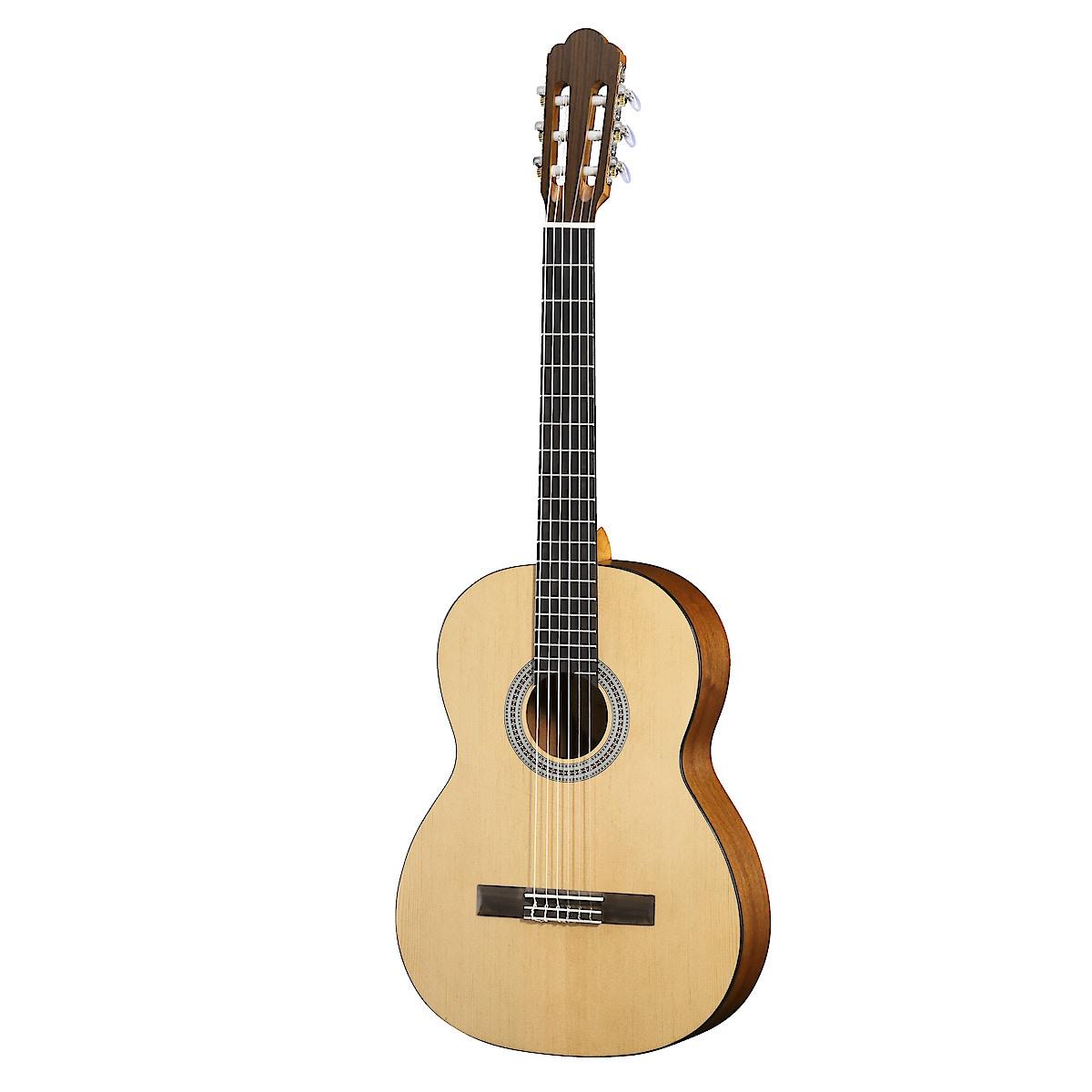 Nailonkielinen akustinen kitara Rivertone
