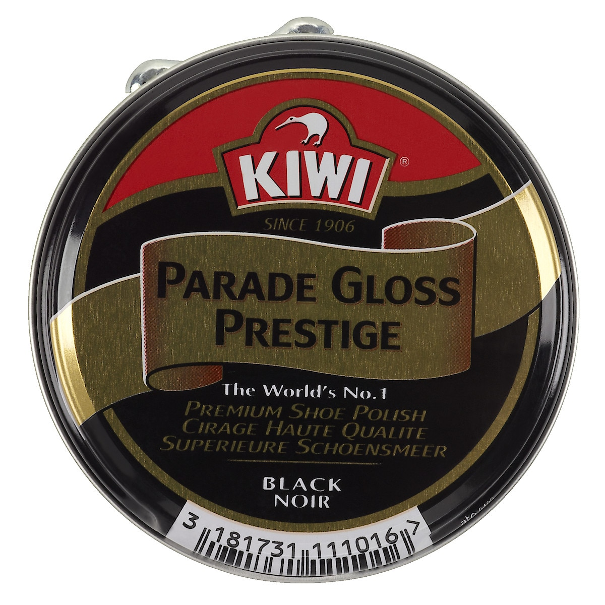 Skokrempasta, Kiwi svart