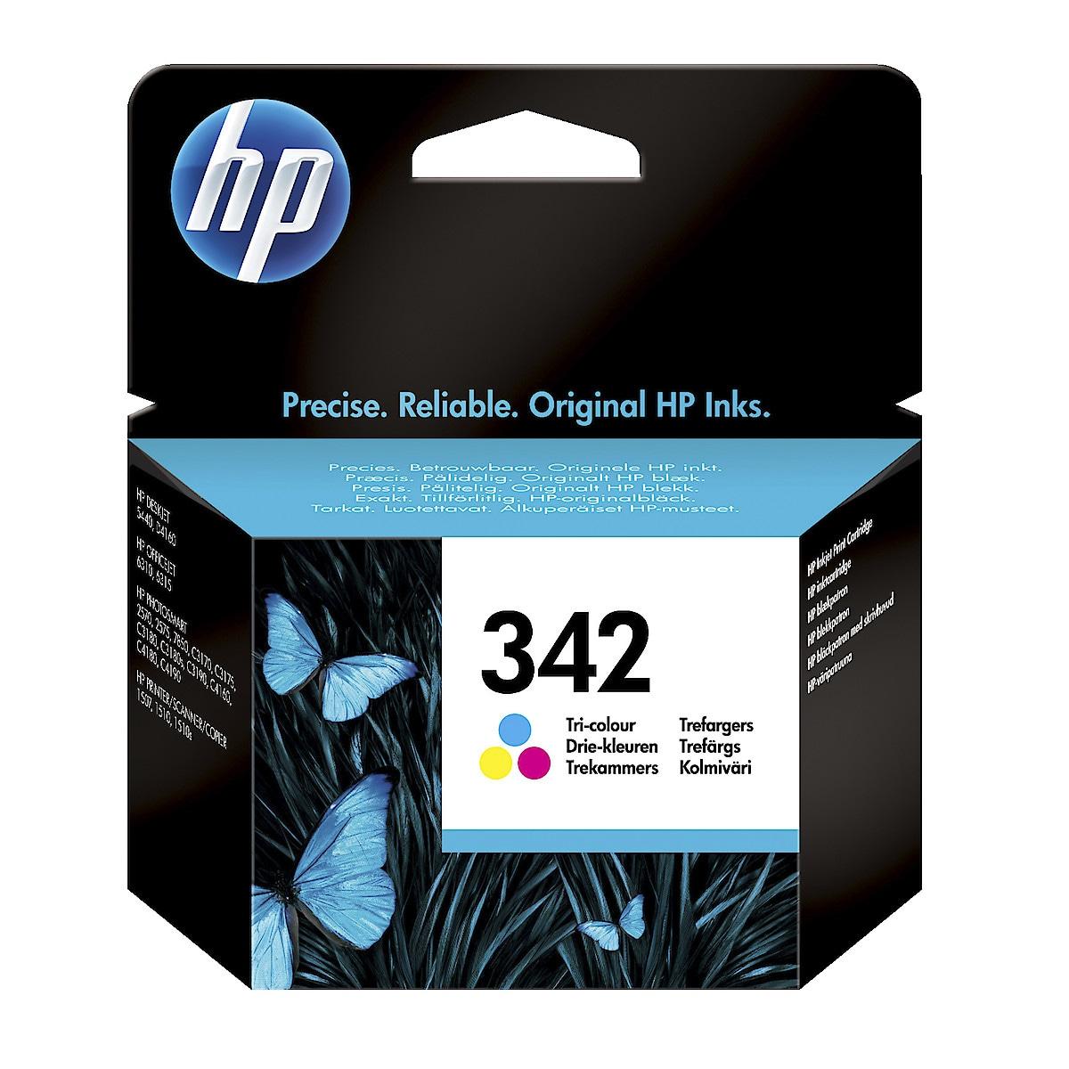 Mustekasetti HP 336/342