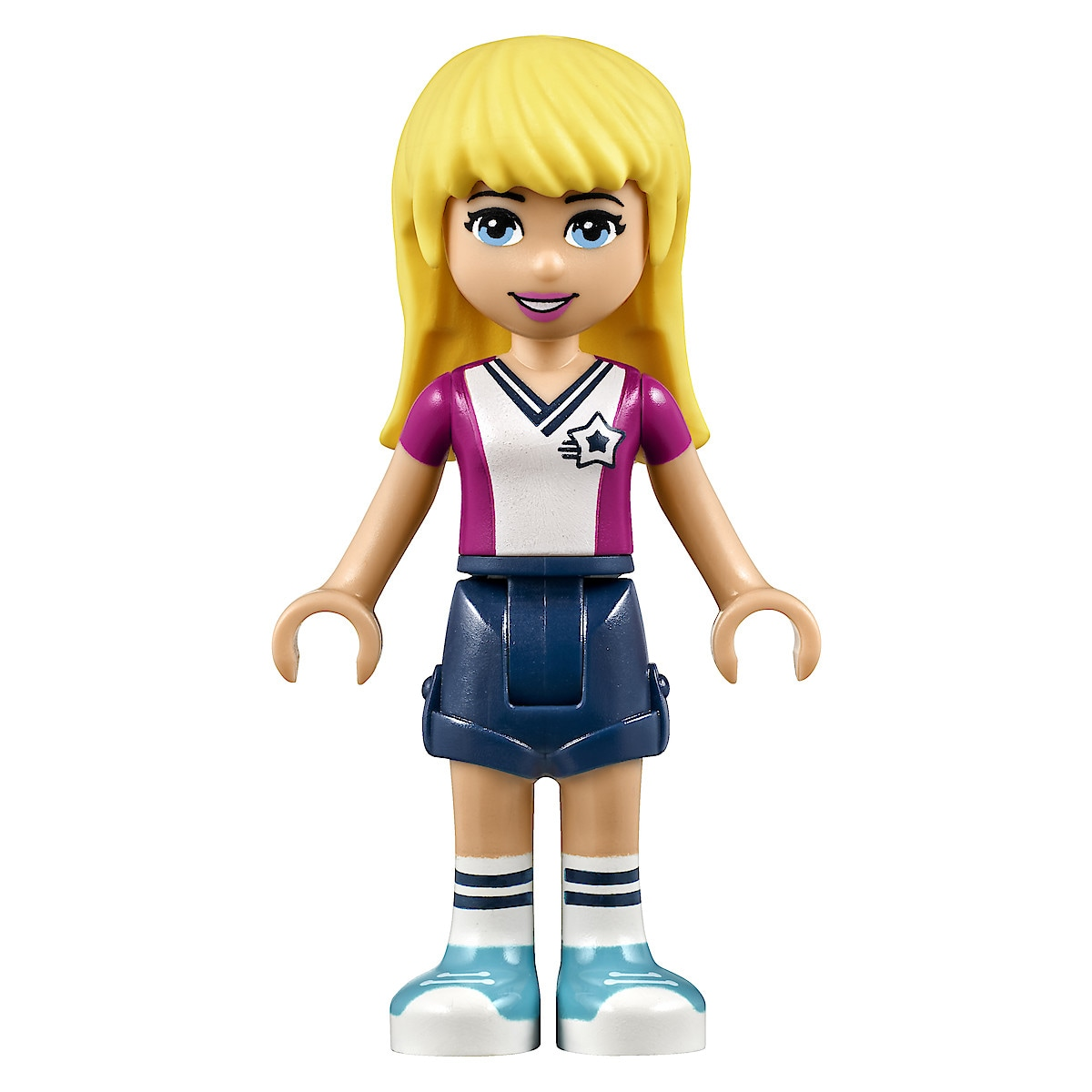 LEGO Friends 41330, Stephanies fotbollsträning