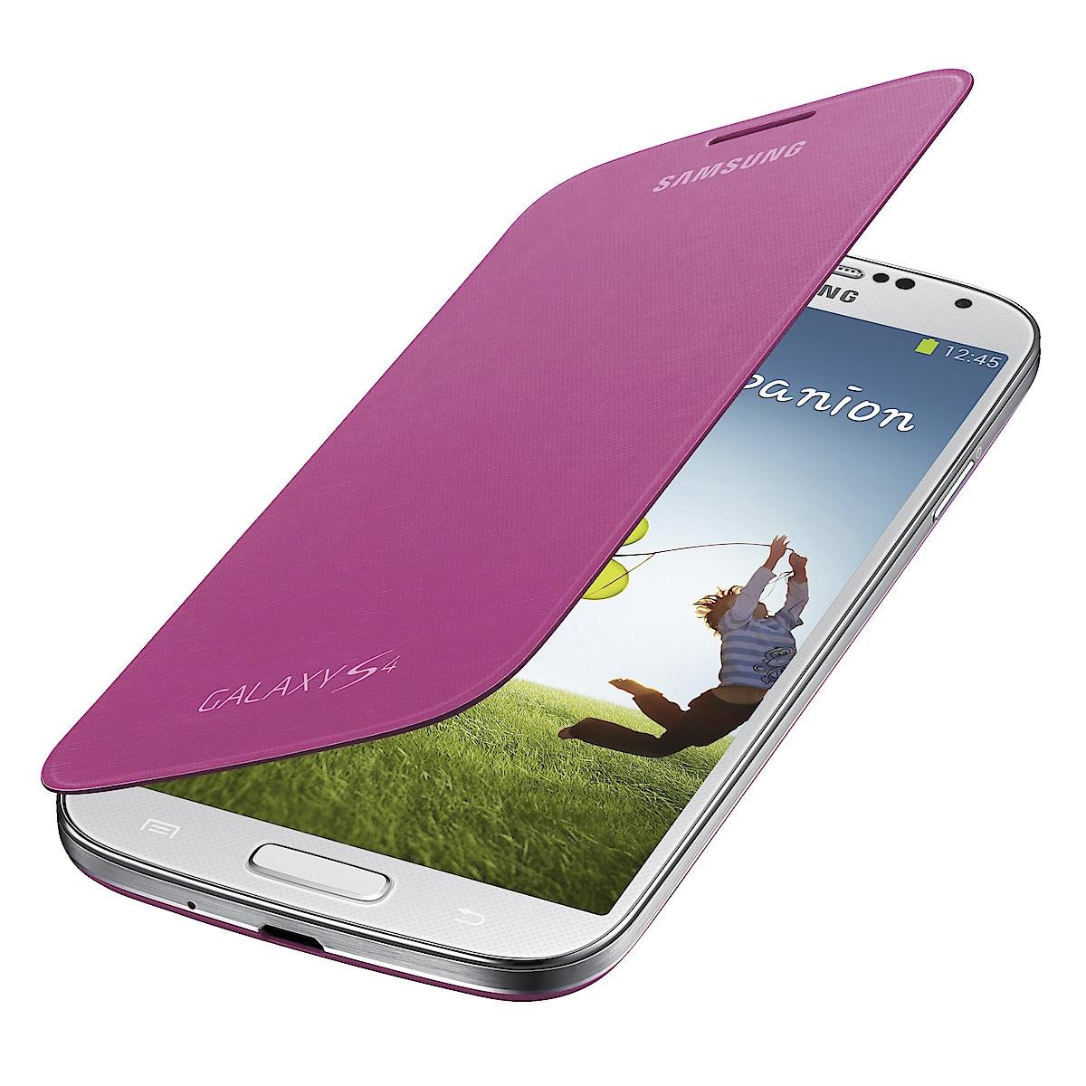 Läppäkotelo Samsung Galaxy S4:lle