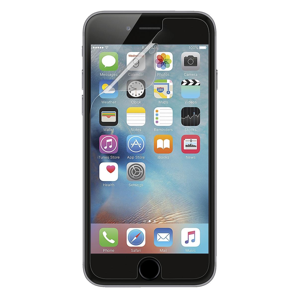 Belkin Invisiglass displaybeskyttelse i glass til iPhone 6 Plus/6S Plus